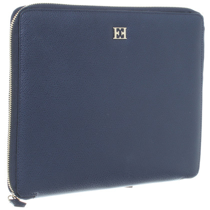 Escada Dark blue iPad case