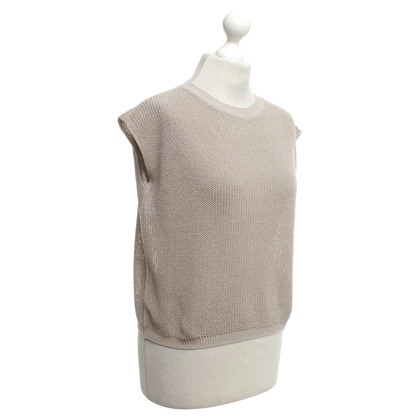 Drykorn camicia maglia in beige