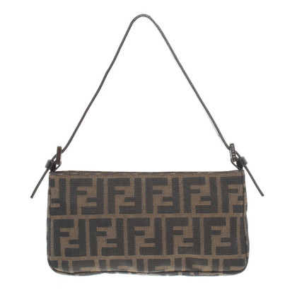 Fendi Borsa in marrone