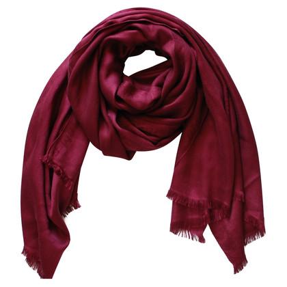 Max Mara silk scarf