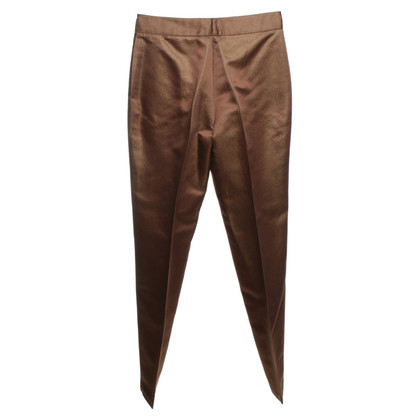Blumarine Pantaloni in Gold