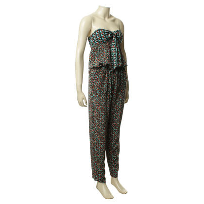 Vanessa Bruno Jumpsuit with pattern