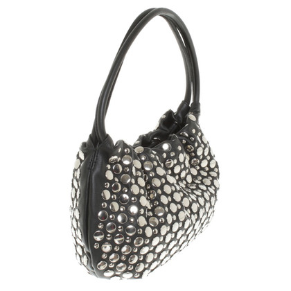 Sonia Rykiel Handtasche mit Nieten