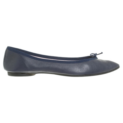 Repetto Ballerinas in dark blue