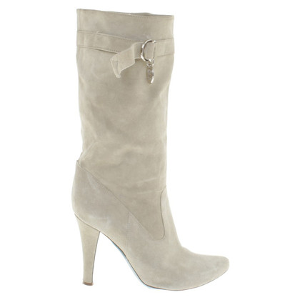 Patrizia Pepe Boots in grey / beige