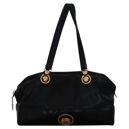 Versace Leather Bag