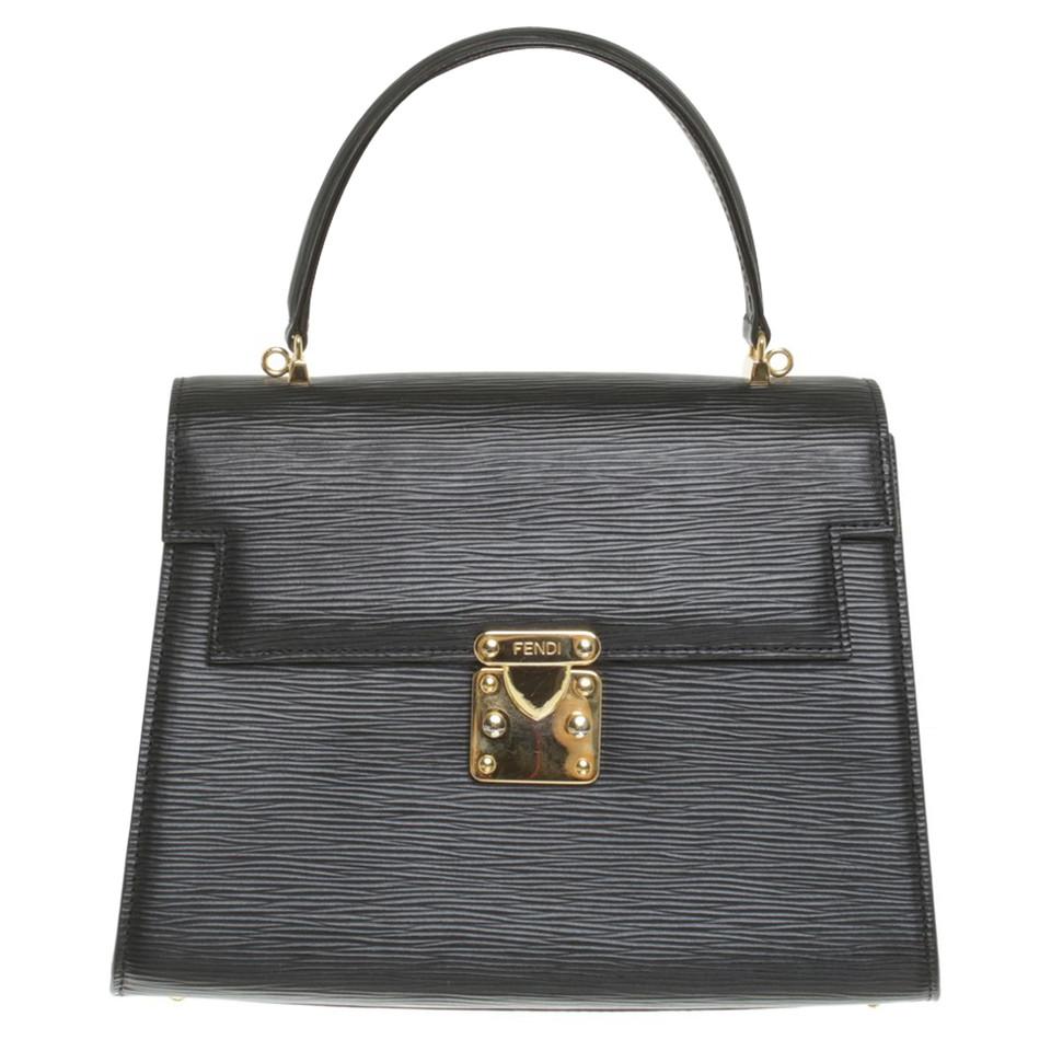 Fendi Handbag Black