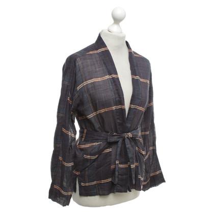 Isabel Marant Etoile Plaid shirt blouse