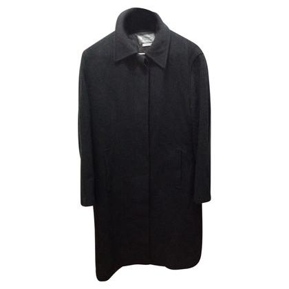 Fendi Cappotto lana grigio Tg 46