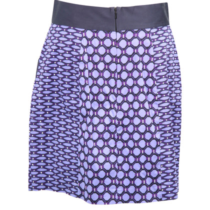 French Connection skirt with pattern