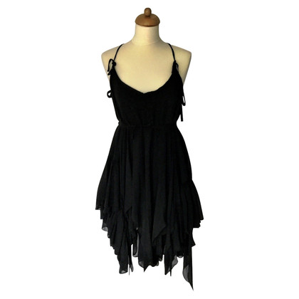All Saints 'Nila' silk parachute dress