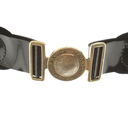 Max & Co Belt in black