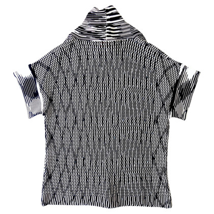 Missoni top with shawl collar