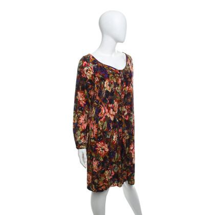 Kenzo Robe avec un motif floral