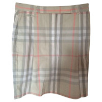 Burberry Rock mit check