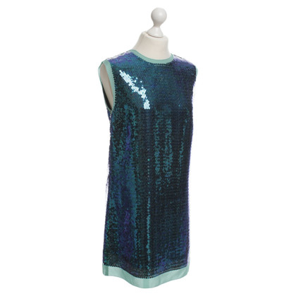 Marc by Marc Jacobs Sequin dress in blue