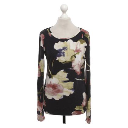Max Mara Shirt with floral print