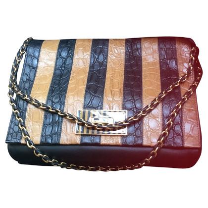 Fendi Crocodile leather bag