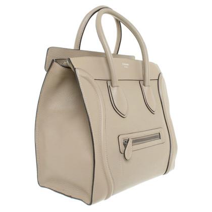"Céline ""Luggage Bag"" in beige"