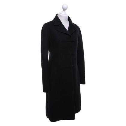 Bally Wool coat in black