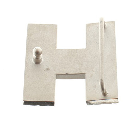 Hermès Silvery Buckle