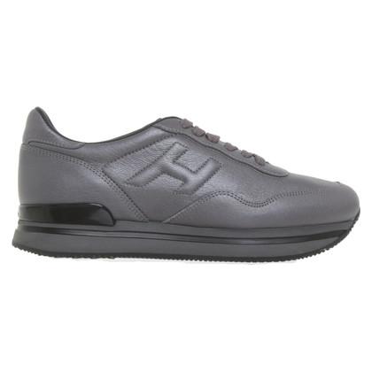 Hogan Sneakers in grijs