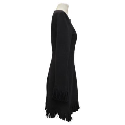Alaïa Robe en noir
