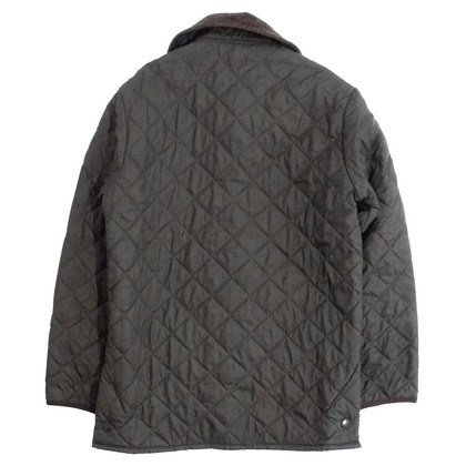 Barbour Steppjacke in Braun