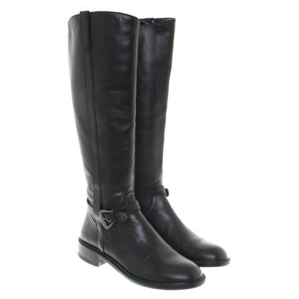 Philosophy di Alberta Ferretti Boots in zwart