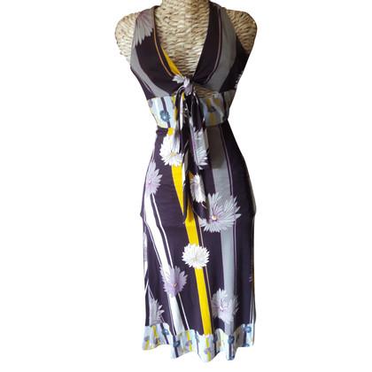 Ferre Langes Kleid
