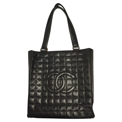 Chanel Shopper in Schwarz