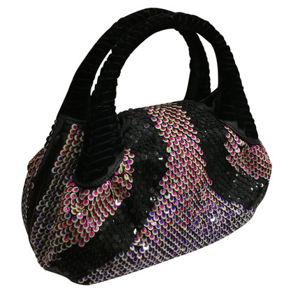 "Fendi ""Spy bag"" with sequin trim"