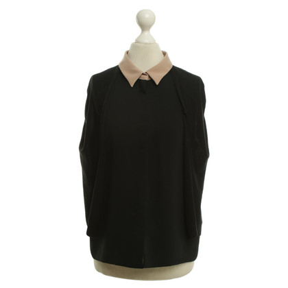 Dorothee Schumacher Sleeveless blouse with cape