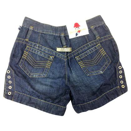 Jean Paul Gaultier Mini-Shorts mit Lochnieten