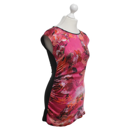 Marc Cain Top with floral pattern