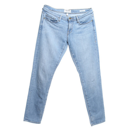 Frame Denim Jeans in lichtblauw