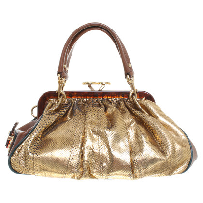 Marc Jacobs Bag in gold