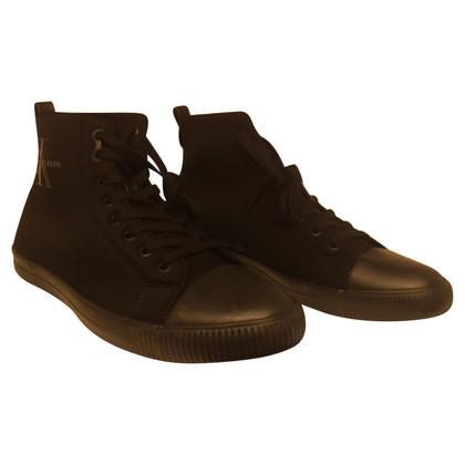 Calvin Klein Sneakers in black