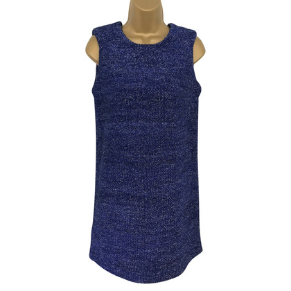 Maje Sleeveless dress in blue
