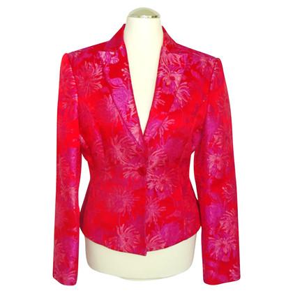 JOOP! Peplum jacket with brocade embroidery