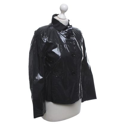 St. Emile Short jacket with lacquer coating