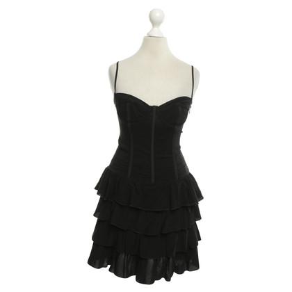 Pinko Vestito a bustino in Black