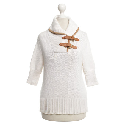 Ralph Lauren Knitted sweater in cream