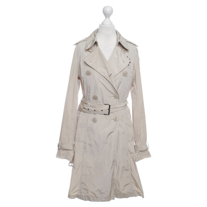 Blauer USA Trenchcoat in Beige