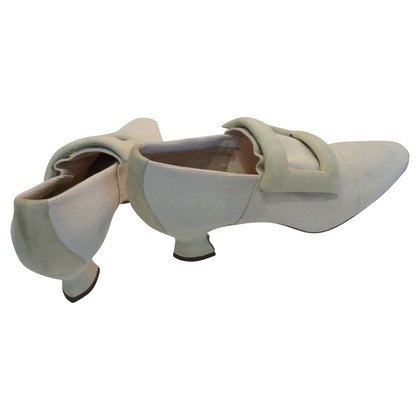 Philippe Model pumps in cream