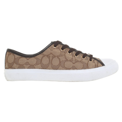 Coach Sneakers met logopatroon