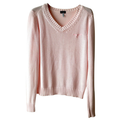 Armani Jeans Sweater in pink