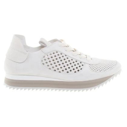 Pedro Garcia Chaussures de sport en blanc