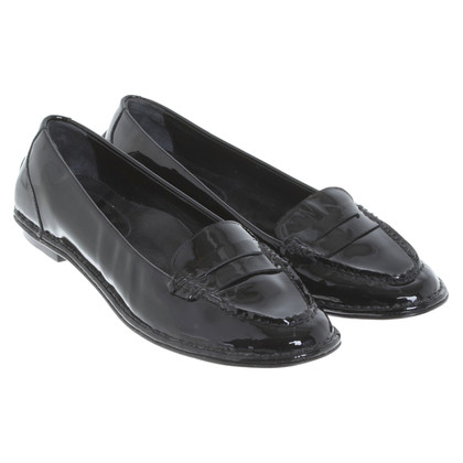 Céline Patent leather loafers