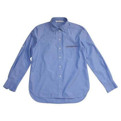 Max Mara Shirt in blauw